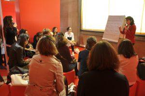 Conférences emploi carrières communication Ana Fernandez