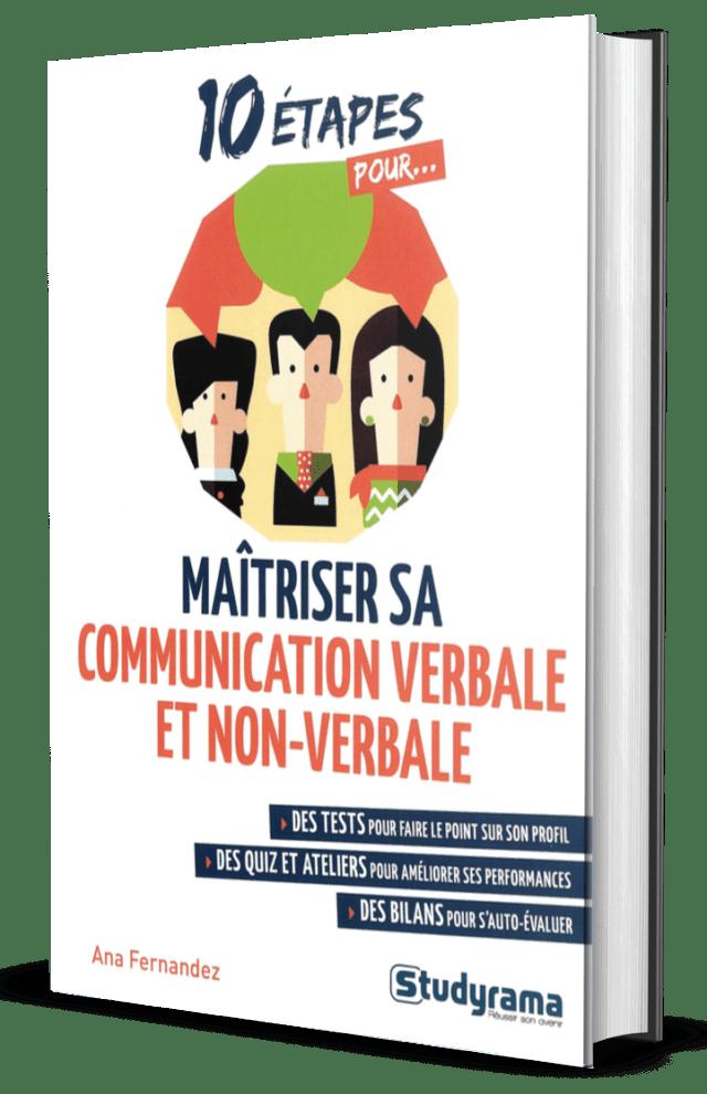 Livre Maîtriser sa communication verbale et non verbale