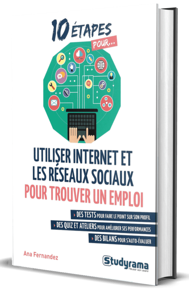 Livre Utiliser les réseaux sociaux pour trouver un emploi